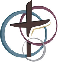 Annunciation Ministries logo meaning